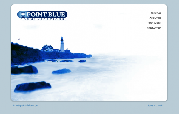 Point Blue's old website